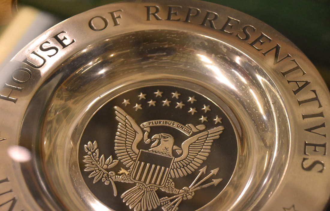 Image of House of Representatives Seal