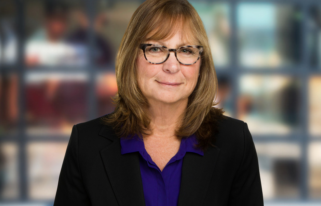 Professional photo of Carol Boman