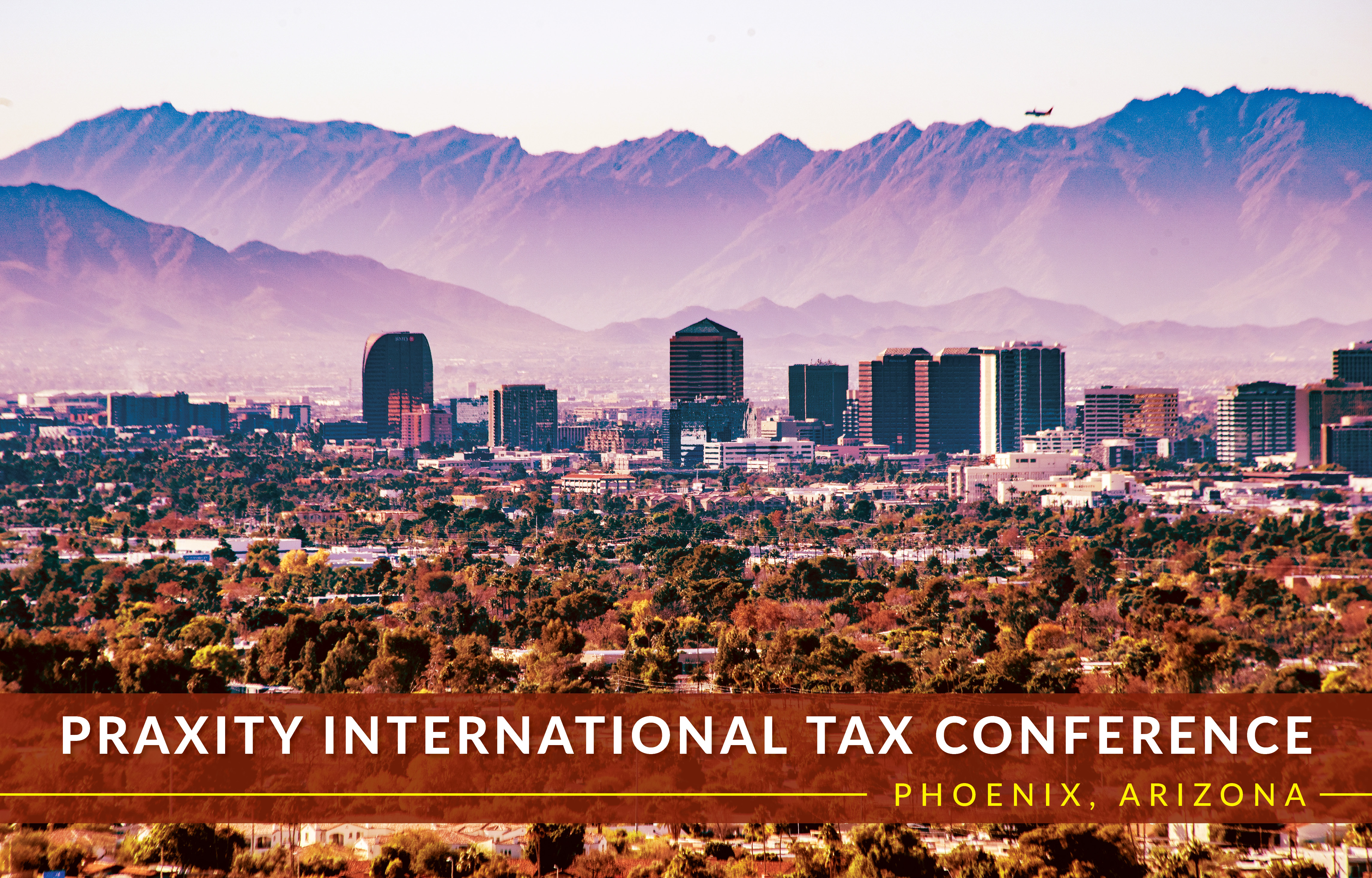 Praxity North American International Tax Conference 2019