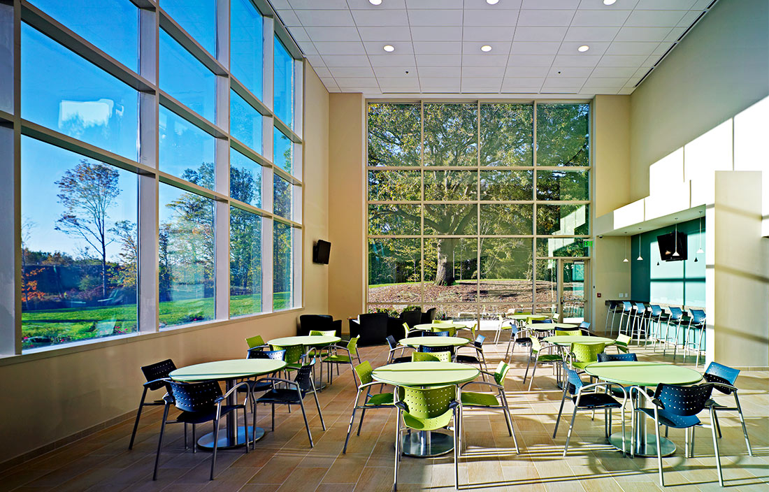 Green Stone Farm Credit Services Cafeteria