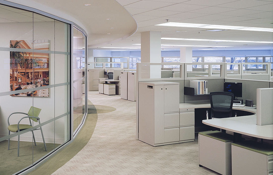 Taubman Company Office Space