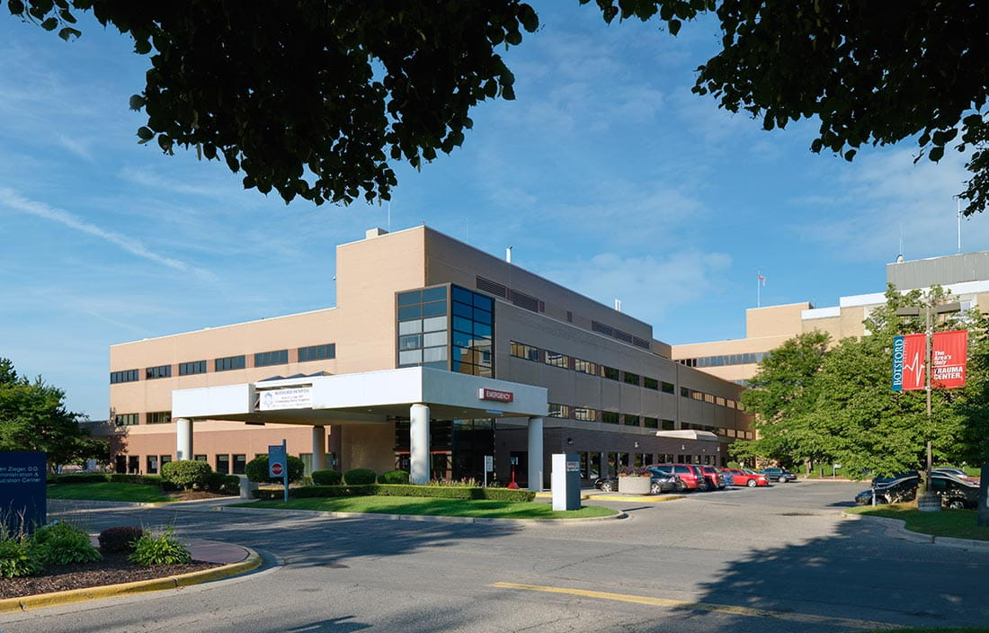 Beaumont Hospital Image