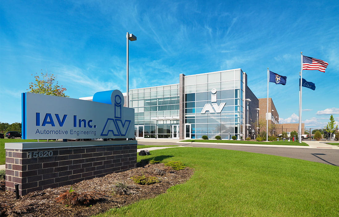 IAV Automotive Engineering Exterior