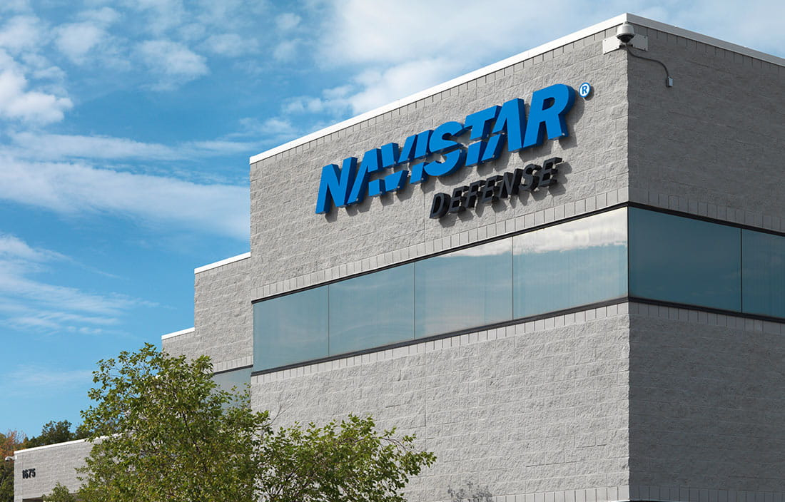 Navistar Defense Exterior