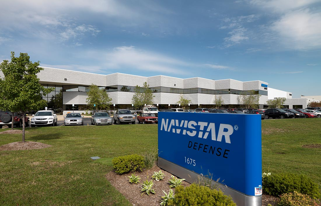 Navistar Defense Image
