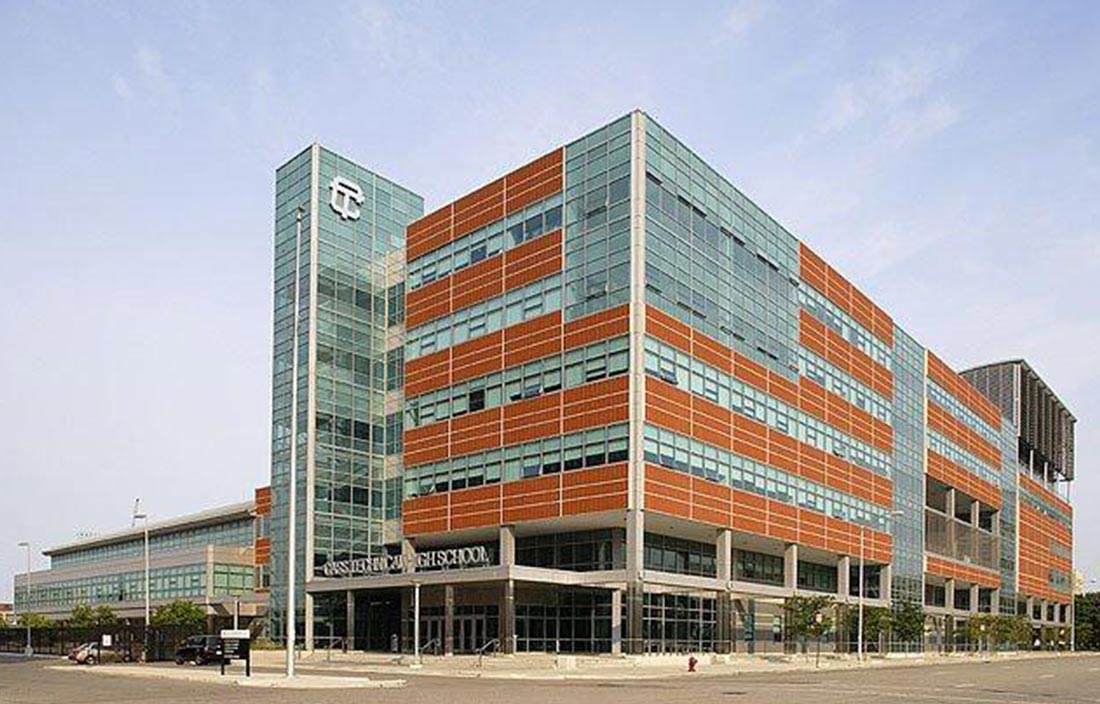 Cass Tech High School Image