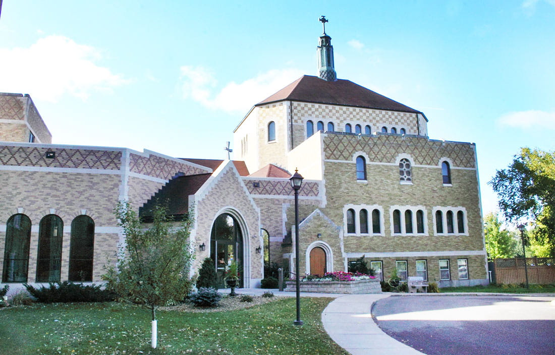 Franciscan Sisters of Little Falls Entrance