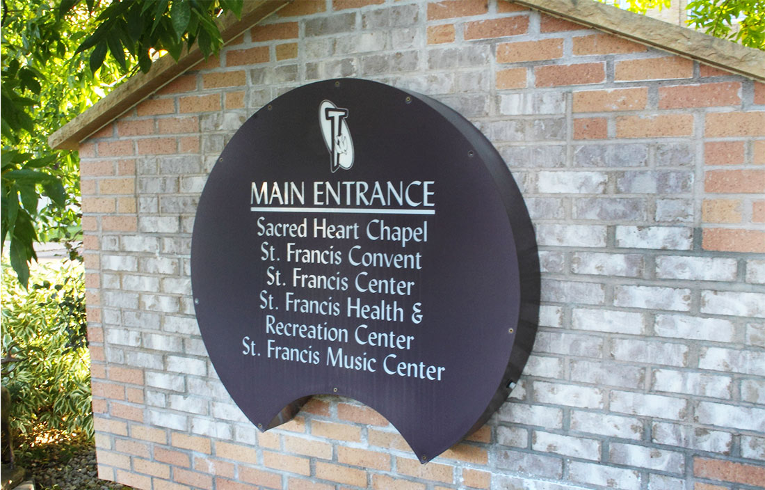 Franciscan Sisters of Little Falls Sign