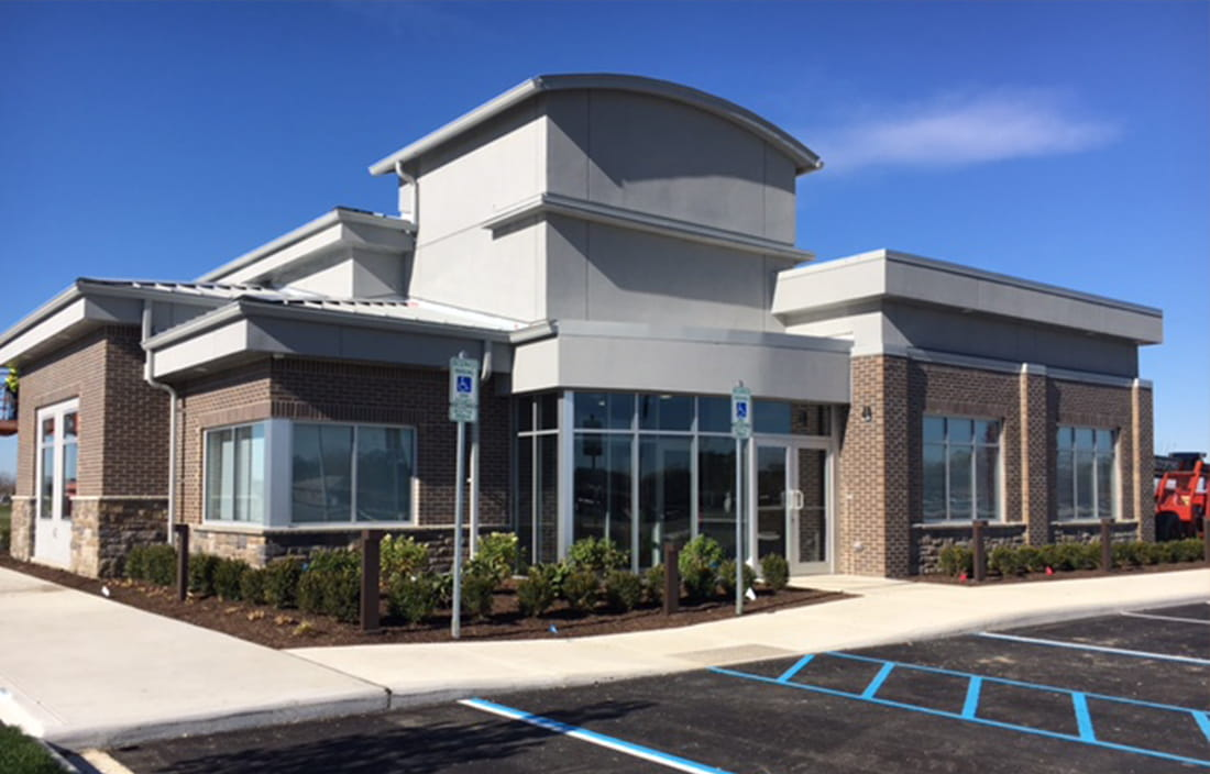 Cornerstone Community Financial's new Perrysberg, Ohio branch