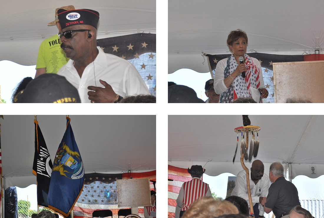 Michigan Veterans Foundation celebrates Detroit Veterans Center Groundbreaking
