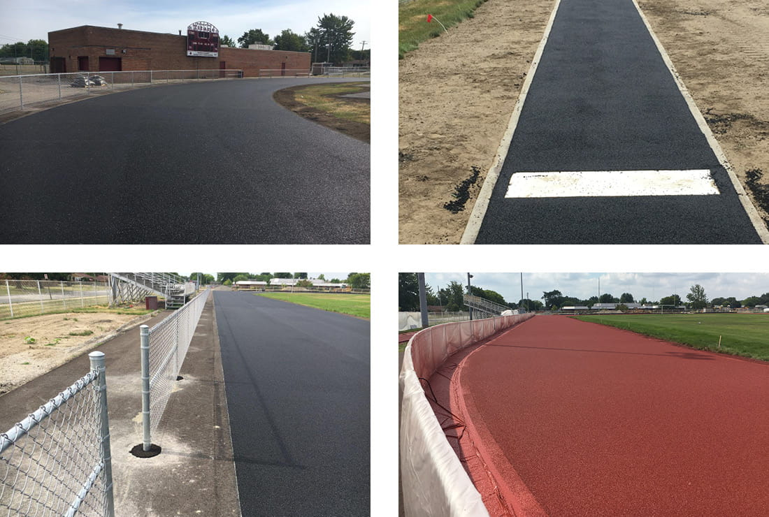 Images of Southgate Communities Schools New Track