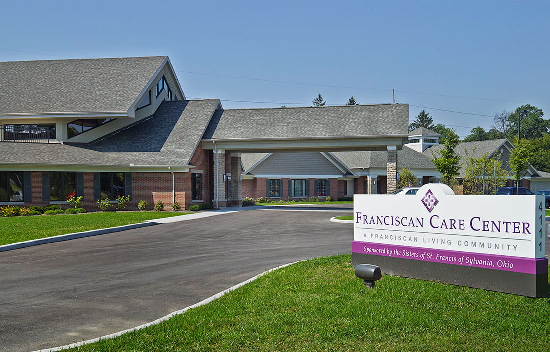 Franciscan Care Center Exterior