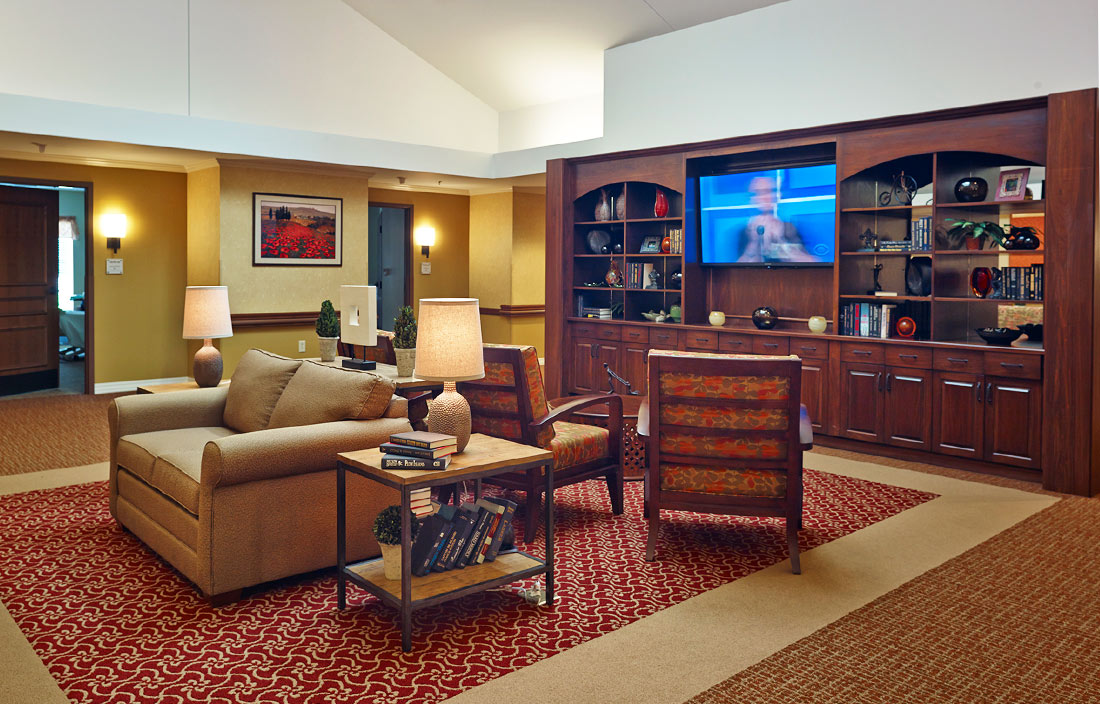 Franciscan Care Center Lounge