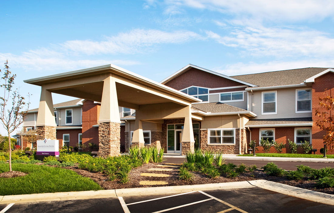 Madonna Manor Assisted Living Exterior